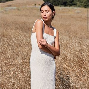 Rachel Pally Janna Sweater Dress in Oatmeal